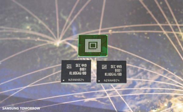 Samsungs nya lagringsminne för mobiler når 19000 IOPS