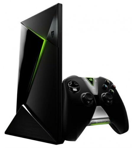Nvidia tillkännager Android TV-konsolen Shield