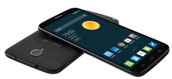 Nästa Cyanogen-mobilen är Alcatel Onetouch Hero 2+