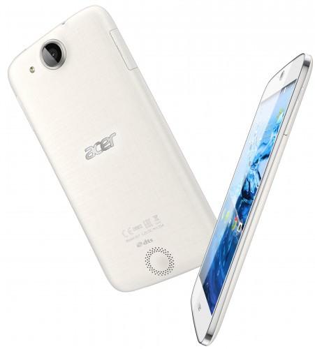 Acer Liquid Jade Z har 64-bitarsprocessor och 13MP-kamera
