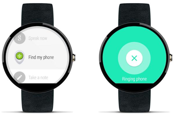 Nu kan Android Wear-klockor användas till att hitta borttappade mobiler