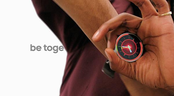 Google släpper Android Wear-reklam strax innan presentationen av Apple Watch