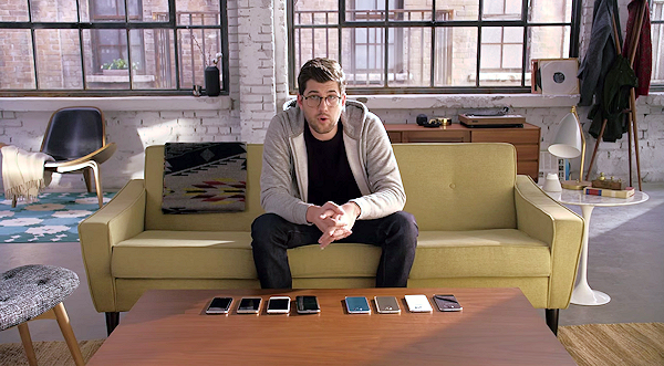 Samsung publicerar egen hands on-video med Galaxy S6 och S6 Edge