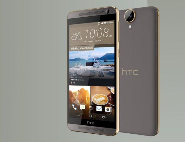HTC One E9+ dyker upp på tillverkarens kinesiska hemsida