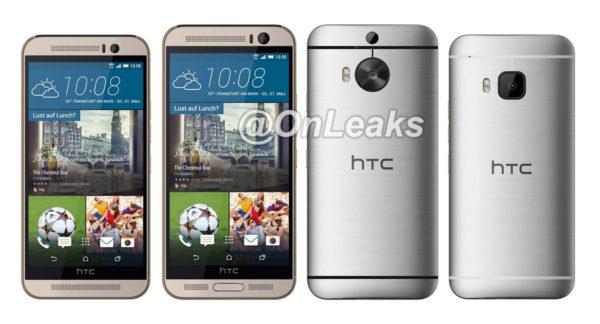 HTC One M9 Plus kan presenteras 8:e april i Peking