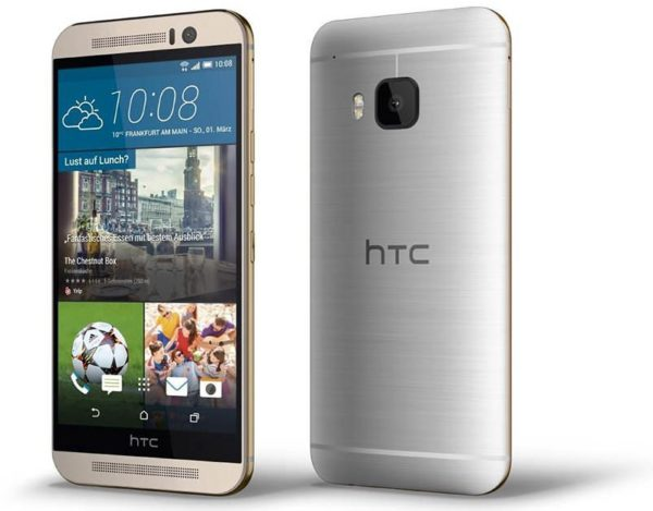 HTC introducerar nya flaggskeppet One M9 i Barcelona