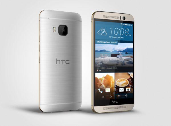 HTCs första reklamfilmer för One M9