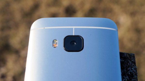 Uppdatering för HTC One M9 sägs förbättra 20MP-kameran