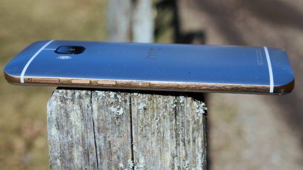 HTC  One M9 anländer till Swedroid-redaktionen