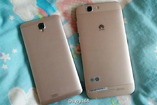Huawei Mate 7 Mini kan få dold fingeravtrycksläsare