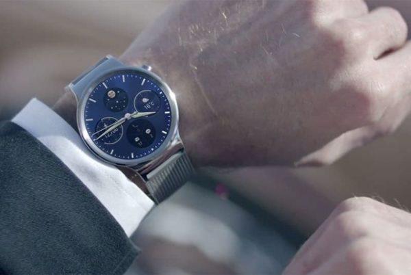 Huawei Watch släpps i september eller oktober