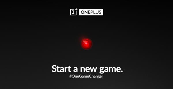 OnePlus anspelar på spelenhet, kommer i april