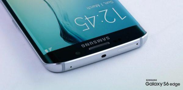 Samsung Galaxy S6 Edge 128GB kostar 10000kr i Sverige