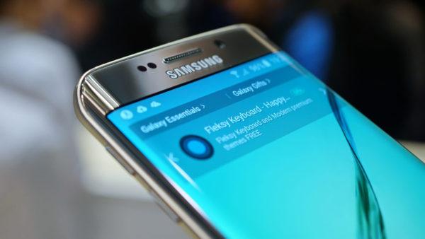 En första titt på Samsung Galaxy S6 och Galaxy S6 Edge