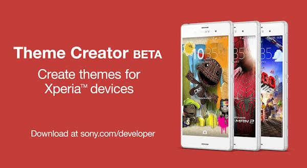Sony släpper verktyg för att skapa Xperia-teman
