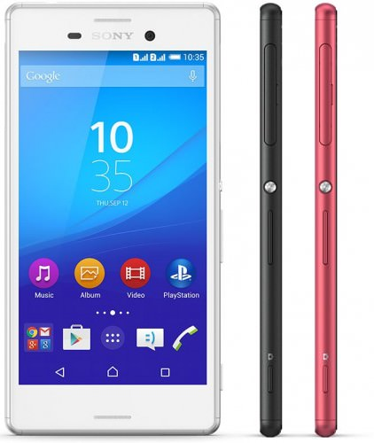Här är vattentåliga Sony Xperia M4 Aqua