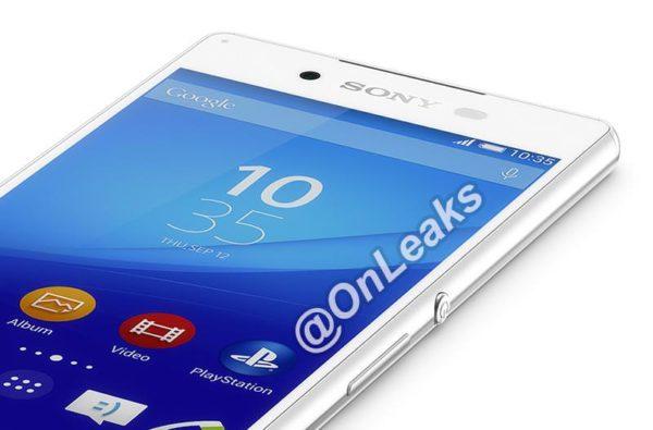 Rykte: Första pressbilden på Sony Xperia Z4