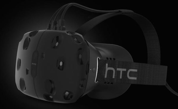 Vive är VR-headset från Valve och HTC