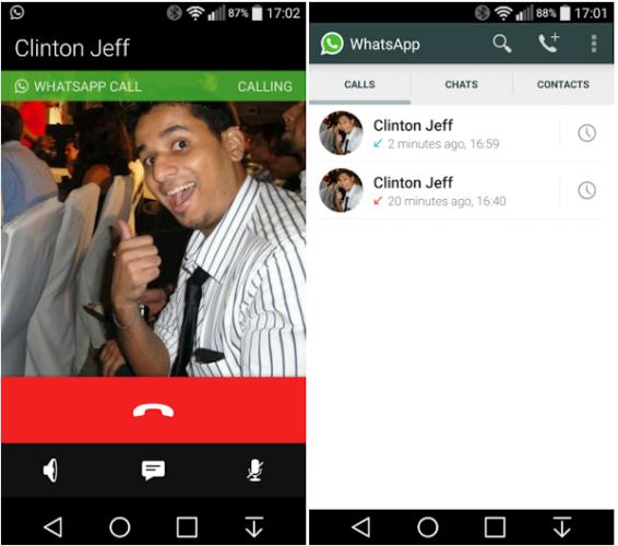 Fler användare får tillgång till röstsamtal i WhatsApp