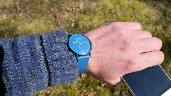 Test av Withings Activité Pop – ett armbandsur som mäter din motion