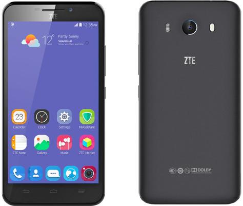 ZTE Grand S3 kan låsas upp med användarens ögon