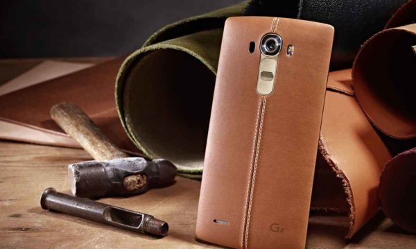LG G4 kan eventuellt kosta lika mycket som Galaxy S6