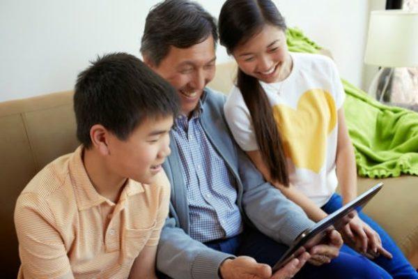 Google satsar på familjevänliga appar