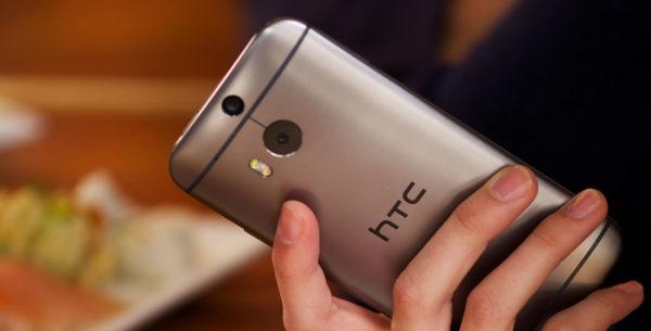 HTC lanserar One M8s i Sverige