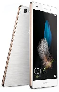 Huawei introducerar flaggskeppet P8 i London