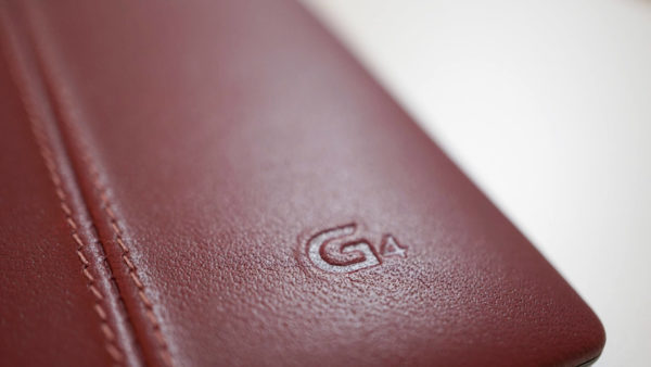 Preliminära priser för LG G4 — cirka 300kr extra för lädervarianten
