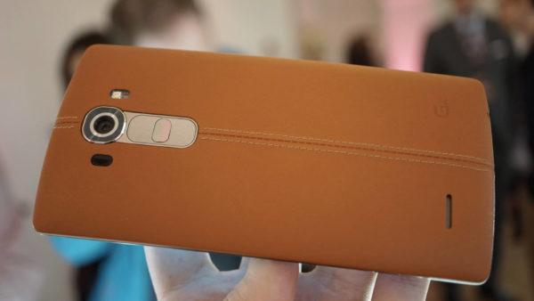 Qualcomm kommentarer LGs val av Snapdragon 808 för G4