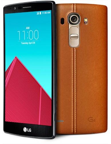 LG presenterar flaggskeppet G4 i London