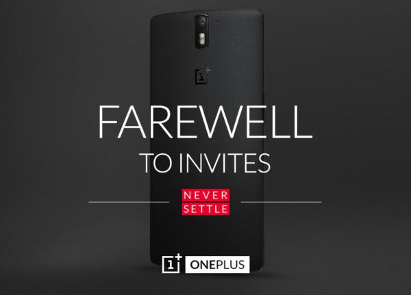 Från och med nu kan OnePlus One köpas helt utan krav på inbjudan
