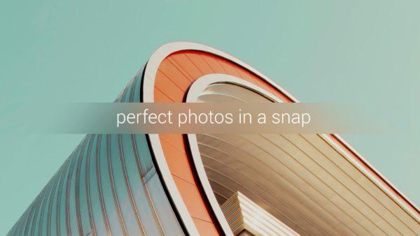 Googles fotoapplikation Snapseed når v2.0