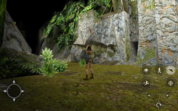 Square Enix släpper ursprungliga Tomb Raider i Play Store för 13kr