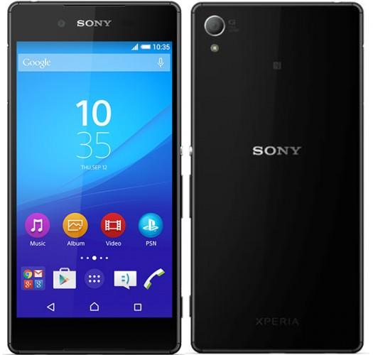 Sony tillkännager Xperia Z4: Snapdragon 810, 5,2-tumsskärm och 21MP-kamera