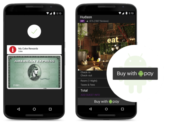 Google presenterar Android Pay