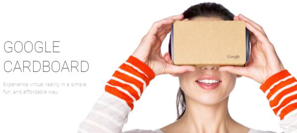 Googles VR-satsning fortsätter: Cardboard uppdateras, YouTube får VR-stöd