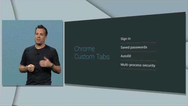 Chrome Custom Tabs gör det smidigare att öppna länkar från appar