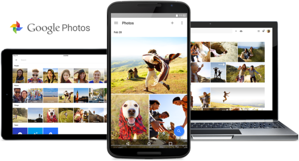 Googles nya fototjänst Photos erbjuder obegränsad lagring av bilder och videor