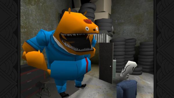 LucasArts äventyrsspel Grim Fandango släpps för Android