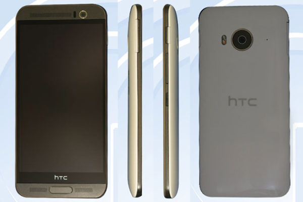 Rykten om plastversion av HTC One M9+