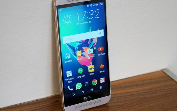 HTC One M9 uppdateras snart till Android 5.1