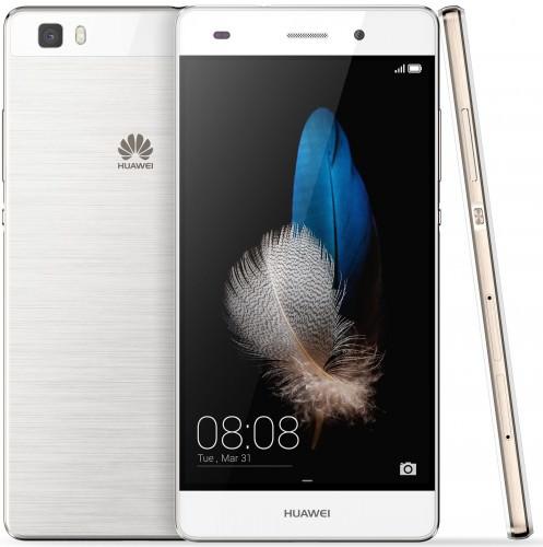 Huawei lanserar P8 Lite i Sverige med plats för dubbla SIM-kort