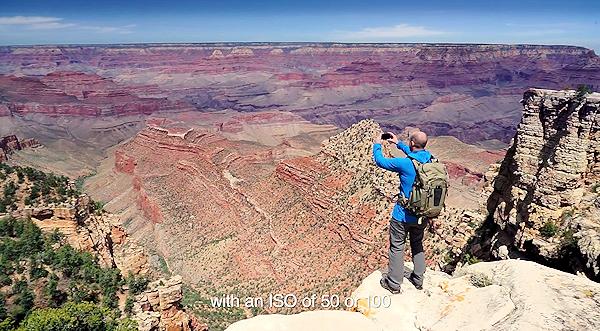 Colby Brown ger kameratips i senaste reklamen för LG G4