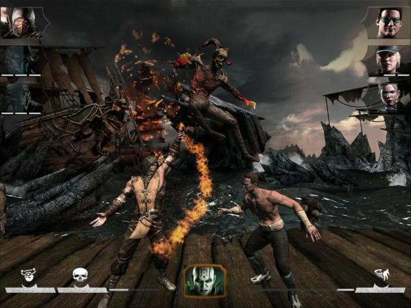 Mortal Kombat X nu tillgängligt i Google Play