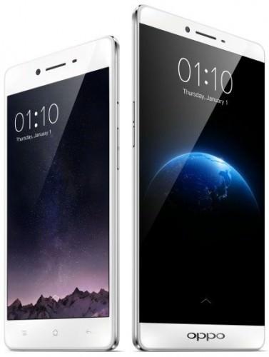 Här är Oppos nya telefoner R7 och R7 Plus