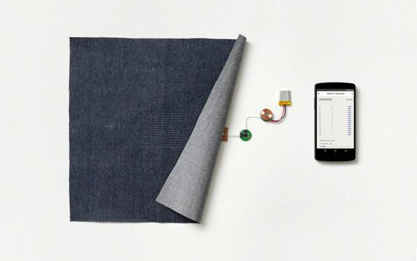Project Jacquard: Google satsar på uppkopplade kläder