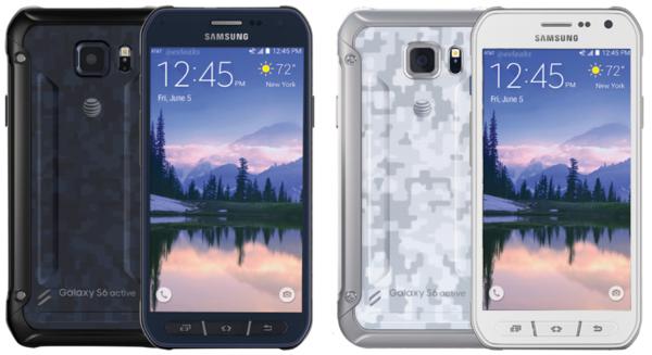 Rykte: Bilder på stryktåliga Active-modellen av Galaxy S6