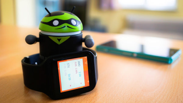 Sony uppdaterar SmartWatch 3 till Android 5.1 – vi tittar närmare på nyheterna